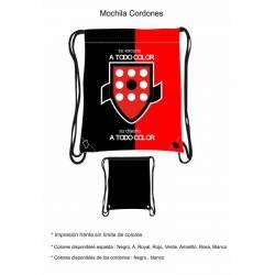 Mochila Cordones