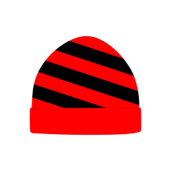 Normal Hat With Turn