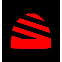 Gorro Pompón Con Vuelta