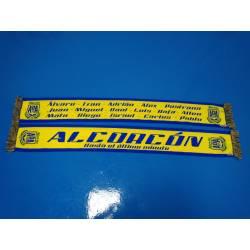 Alcorcón Teams Benjamin A...