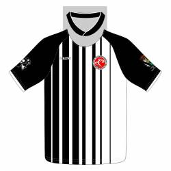 Black/White T-Shirt EDC Xinzo