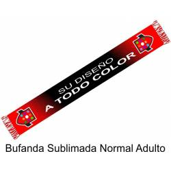 Normal Sublimated Scarf...