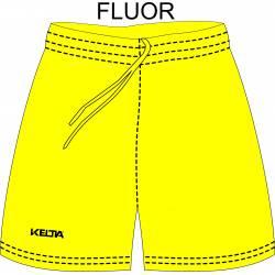 Pant. Liso Amarillo Flúor
